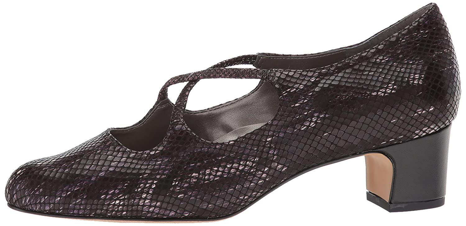 Trotters Women's Jamie B(M) Dress Pump B01NBN6G96 13 B(M) Jamie US|Eggplant 23 0470cb