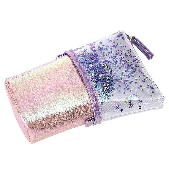 Amazon.com: Telescopic Pen Case Pouch Bag, Foldable Stand Up ...