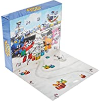 Super Wings – Advent Calendar | Countdown Calendar with Exclusive Characters & Accessories | 24 Gifts Included | Fun…