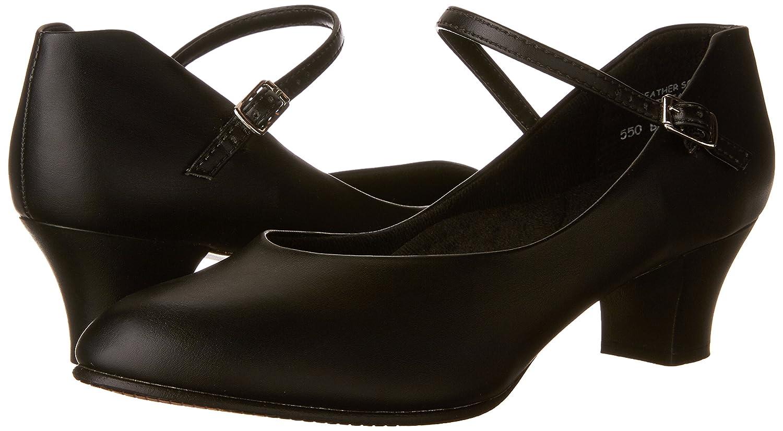 Junior 550 Chaussures Capezio Caractère Footlight De cq4LS5R3Aj