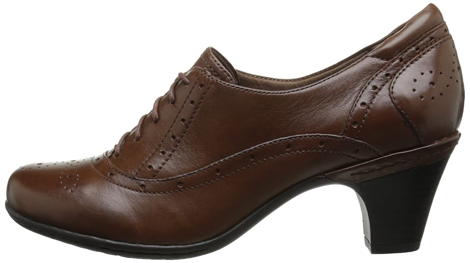 Cobb Hill Rockport Women's Shayla Dress Pump B00SK4A8JQ 11 N US|Brown