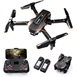 Q10 Mini Drones for Kids with Camera FPV Wifi 720P HD Remote Control Helicopter Toys Gifts for Boys Girls, Foldable RC Quadco