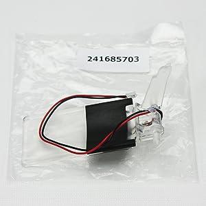 Refrigerator Water Actuator for Frigidaire, AP3963432, PS1526418, 241685703