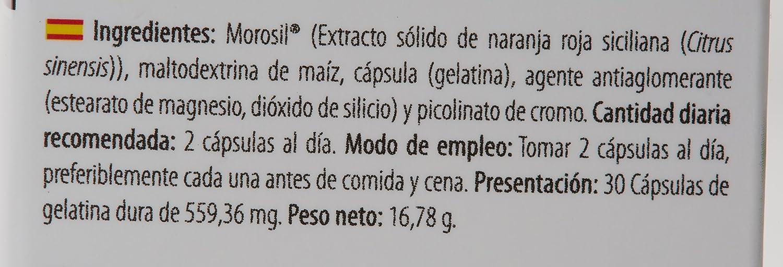 Lipo Morosil Abdominal - 30 Cápsulas: Amazon.es: Salud y cuidado personal
