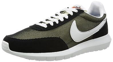 1594faa918dc Nike Mens Roshe Dbreak NM Black Summit White Mesh Size 10.5