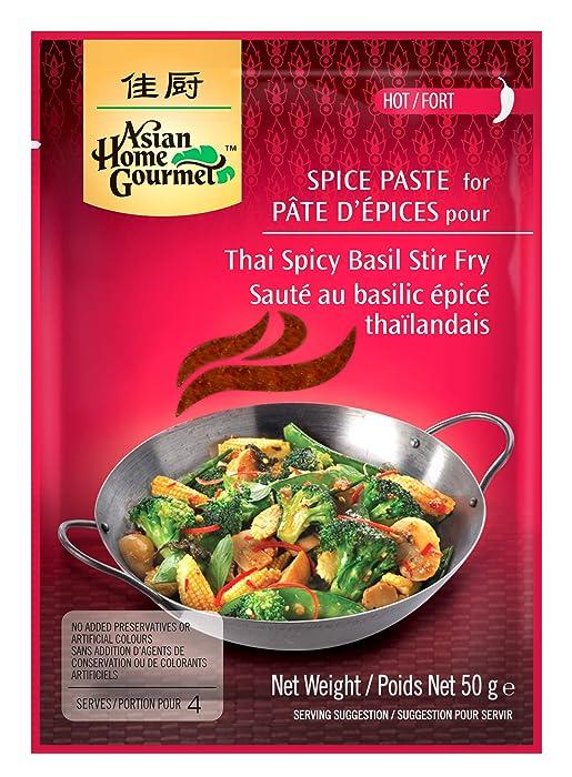 Asian Home Gourmet: Thai Spicy Basil Stir Fry (Pack of 12)