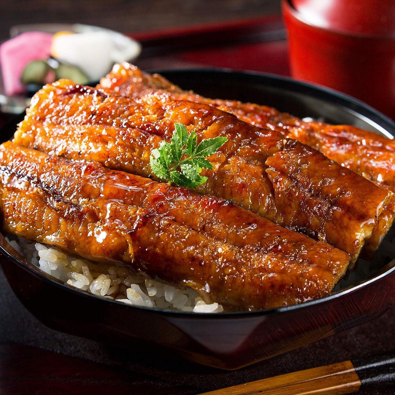 鰻楽鰻の蒲焼き(特製たれ/山椒付き)