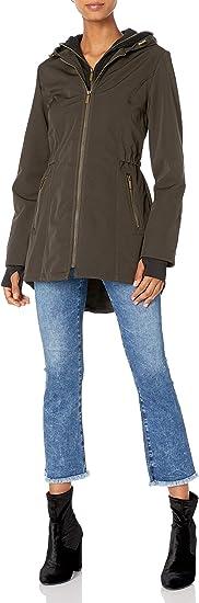 French Connection Women/'s Soft Shell W// Detach Sweatshirt Choose SZ//Color