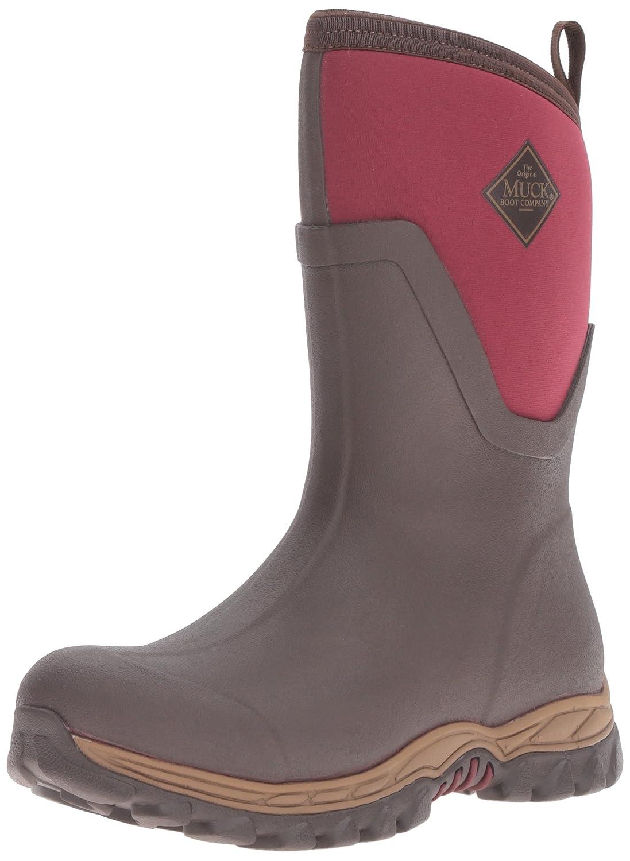 Brown Cordovan Muck Boot Women's Artic Sport II Mid Winter Boot