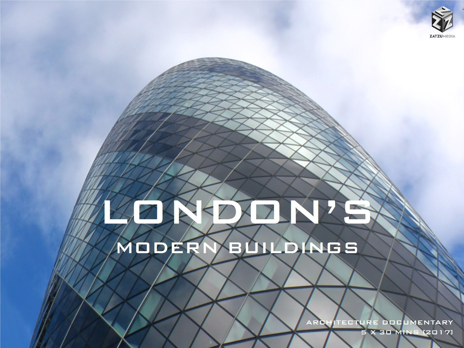 Watch London's Modern Buildings | Prime Video