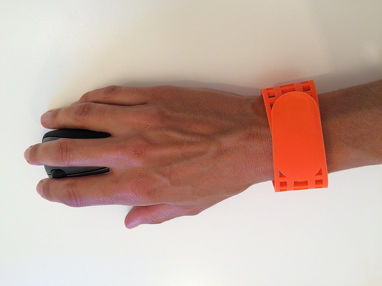 iroll poignet /Orange Le Bracelet Souris ergonomique/