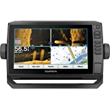 "Garmin ECHOMAP UHD 93sv, 9"" Keyed-Assist Touchscreen Chartplotter with U.S. LakeVü g3 and GT54UHD-TM transducer"