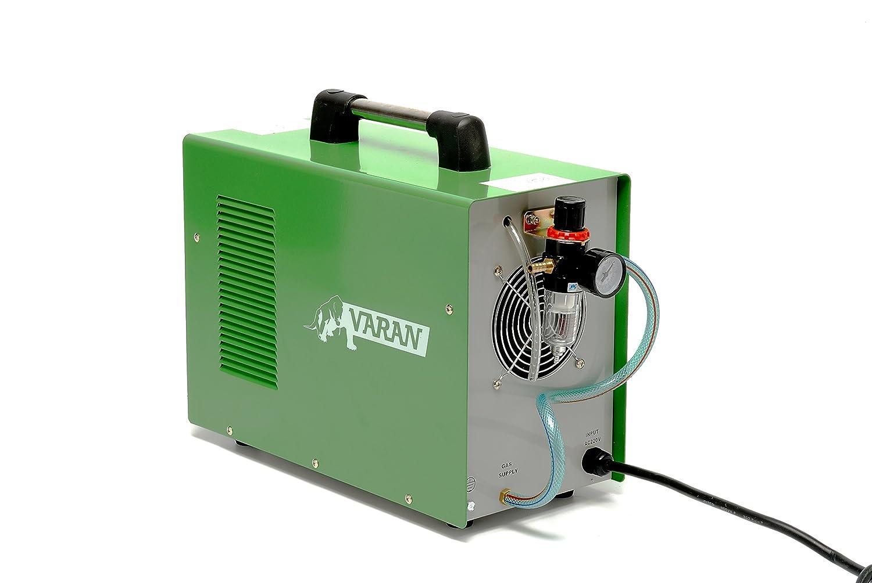 Varan Motors var-ct520-2 Máquina para soldar y cortar 3 en 1 TIG, MMA y plasma Varan CT520 inverter+ accesorios: Amazon.es: Bricolaje y herramientas