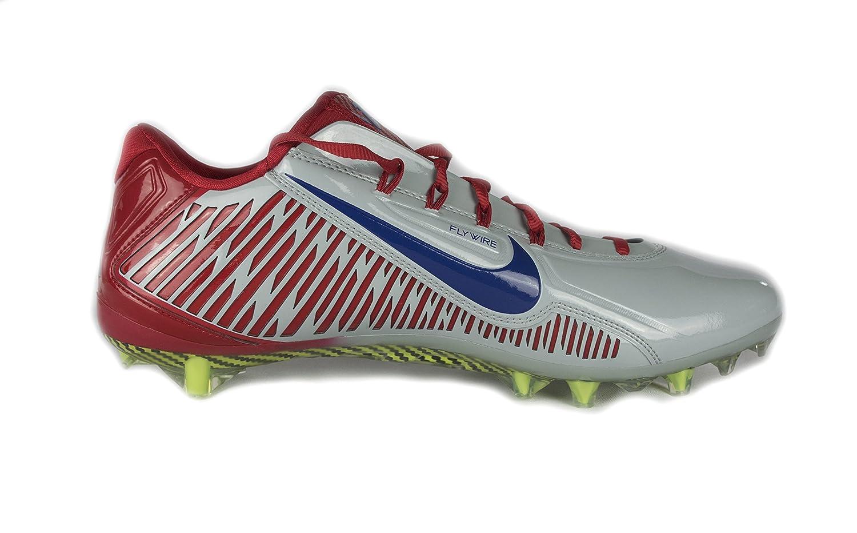 Nike Vapor Carbon 2.0 Elite Flywire TD PF Football Cleats (14.5 (M) US,  Grey/Red/Blue): Amazon.ca: Shoes & Handbags