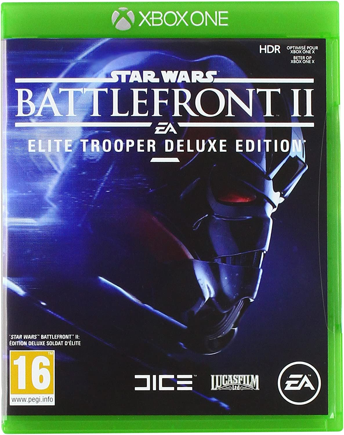 Star Wars : Battlefront 2 - Edition Deluxe - Xbox One [Importación ...