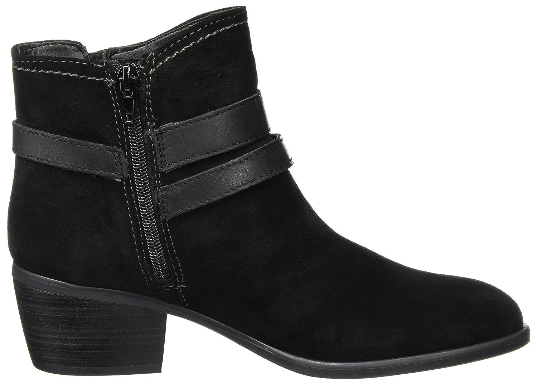 Damen 25010 Stiefel, Schwarz (Black Uni), 37 EU Tamaris