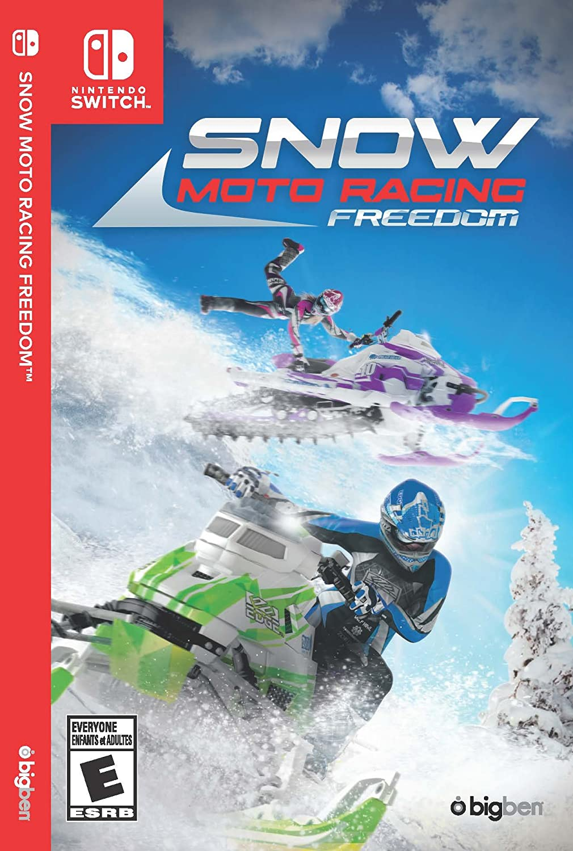Snow Moto Racing Freedom (Nintendo Switch): Amazon.es: Videojuegos