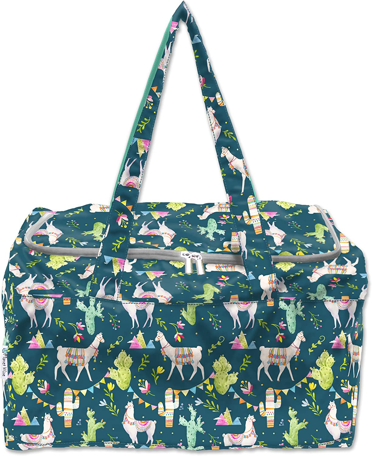 Watermelon Patch Planet Wise Travel Oh Lily Overnight Duffle Bag