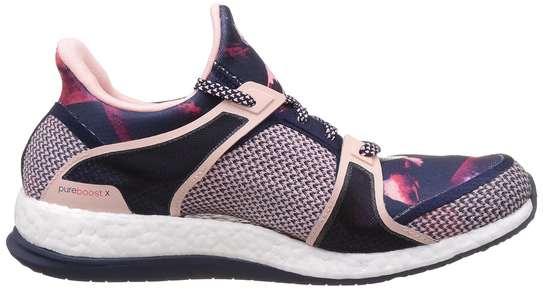 Adidas Damen Pure Boost X Tr Rosvap Fitnessschuhe Blau (Maruni / Rosvap Tr / Rojray) bbb918