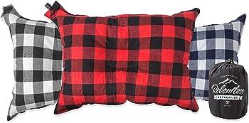 The Big E-ZZZ XL Camp Pillow
