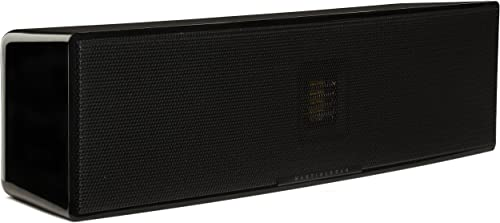 MartinLogan Motion 8 Center Channel Speaker Piano Black, Each