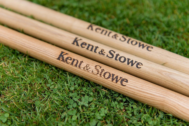 Kent and Stowe Handgrubber 70100286 aus kohlenstoffhaltigem Stahl mit 3/Zinken