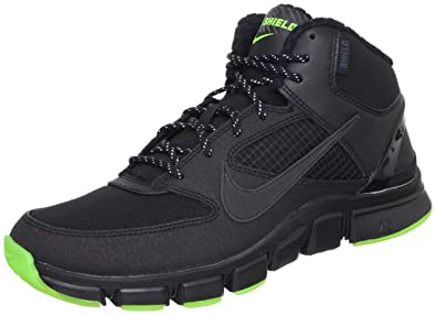 nike free trainer 7.0 all black