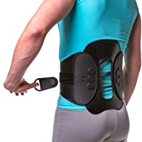 Spine Decompression Back Brace - MAC Plus Rigid Lumbosacral Corset Belt with Pulley...