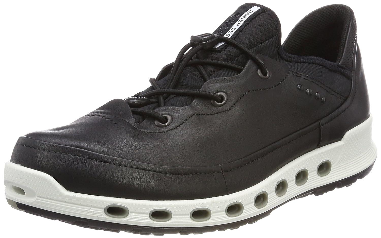 Ecco Cool 2.0, Zapatillas para Mujer, Negro (Black Dritton G5 1001), 41 EU Ecco
