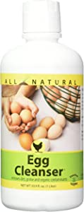 Carefree Enzymes 94177 Cleanser-1 Liter Egg Washing