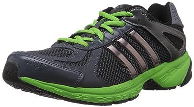 more photos 87720 fe569 Adidas Men s Duramo 5 M Grey, Silver and Blue Mesh Running Shoes - 7 UK