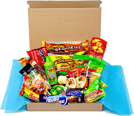 Mexicrate - Unique Mexican Candies Subscription: Lover Box