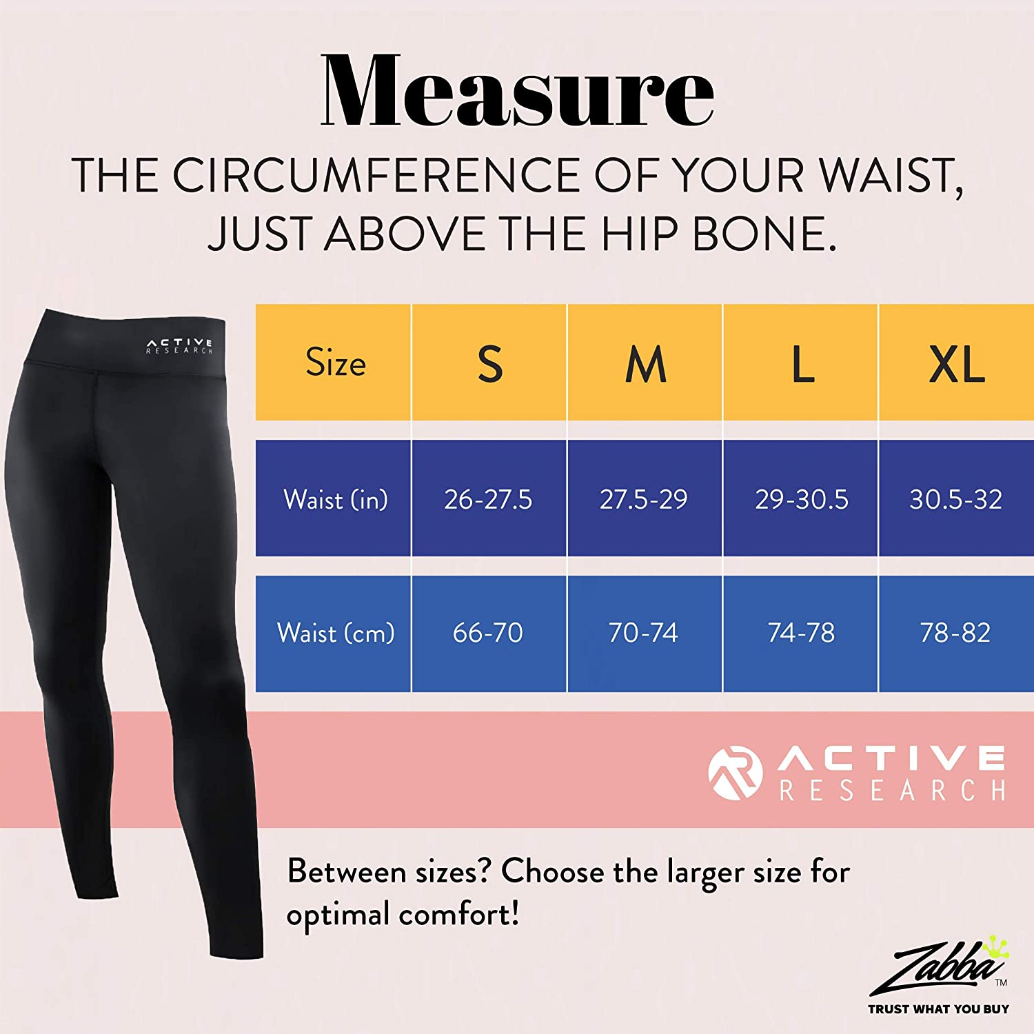 Gym Slimming Tummy Control Compression Leggings for Yoga Active Research High Waisted