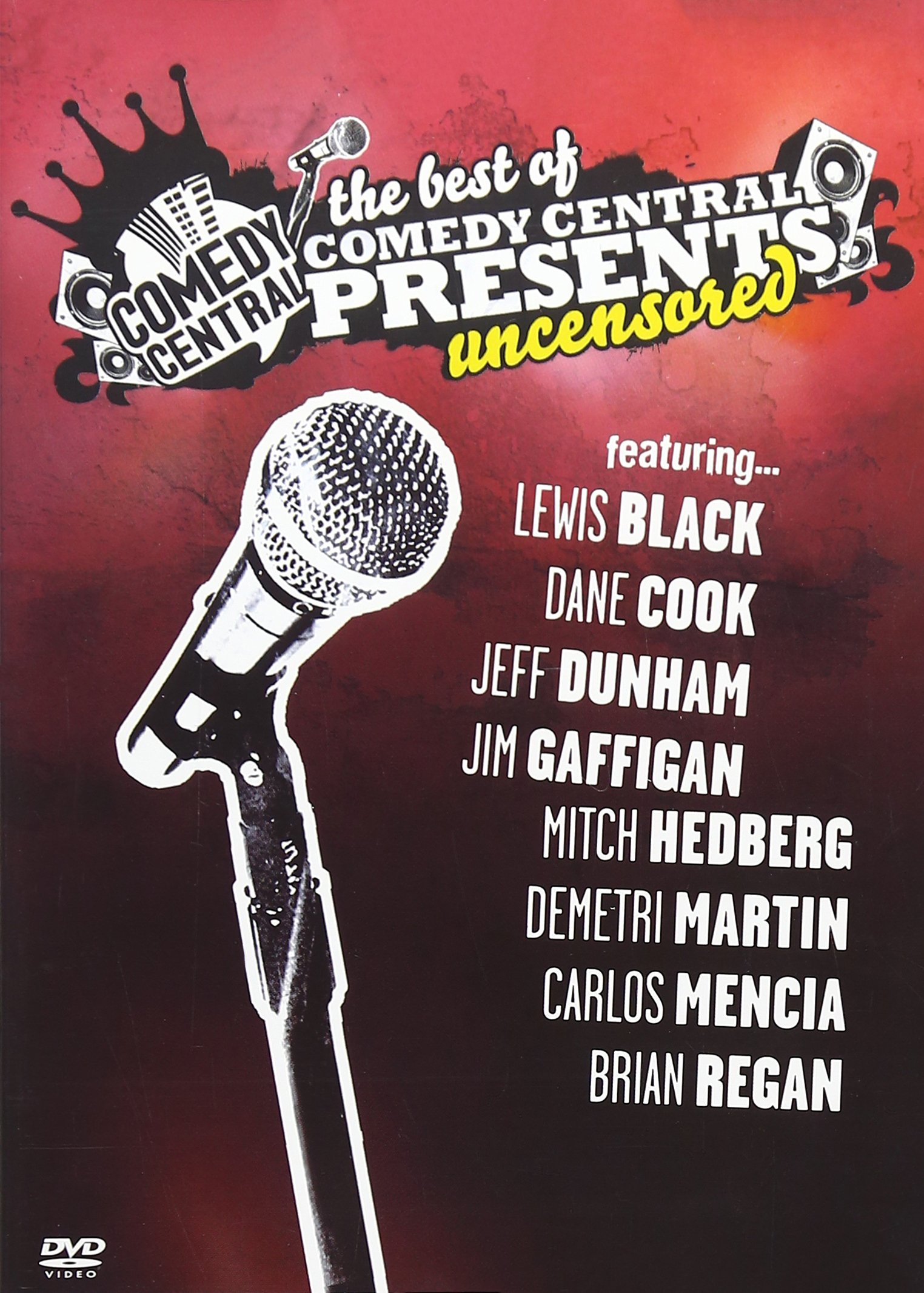 The Best of Comedy Central Presents: Uncensored