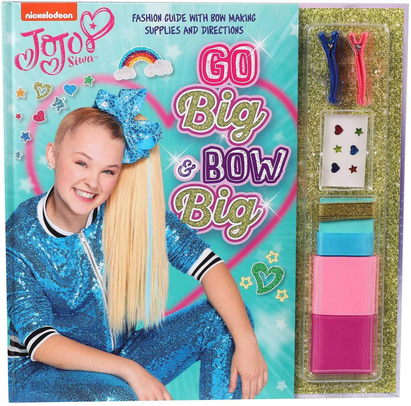 """NEW Large Jojo Style Bow 9/"""""""