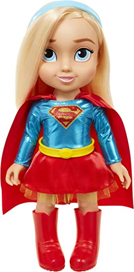 DC Comics Super Hero Girls Mini Figure Super Girl 9 cm