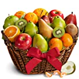 Golden State Fruit California Bounty Fruit Gift Basket