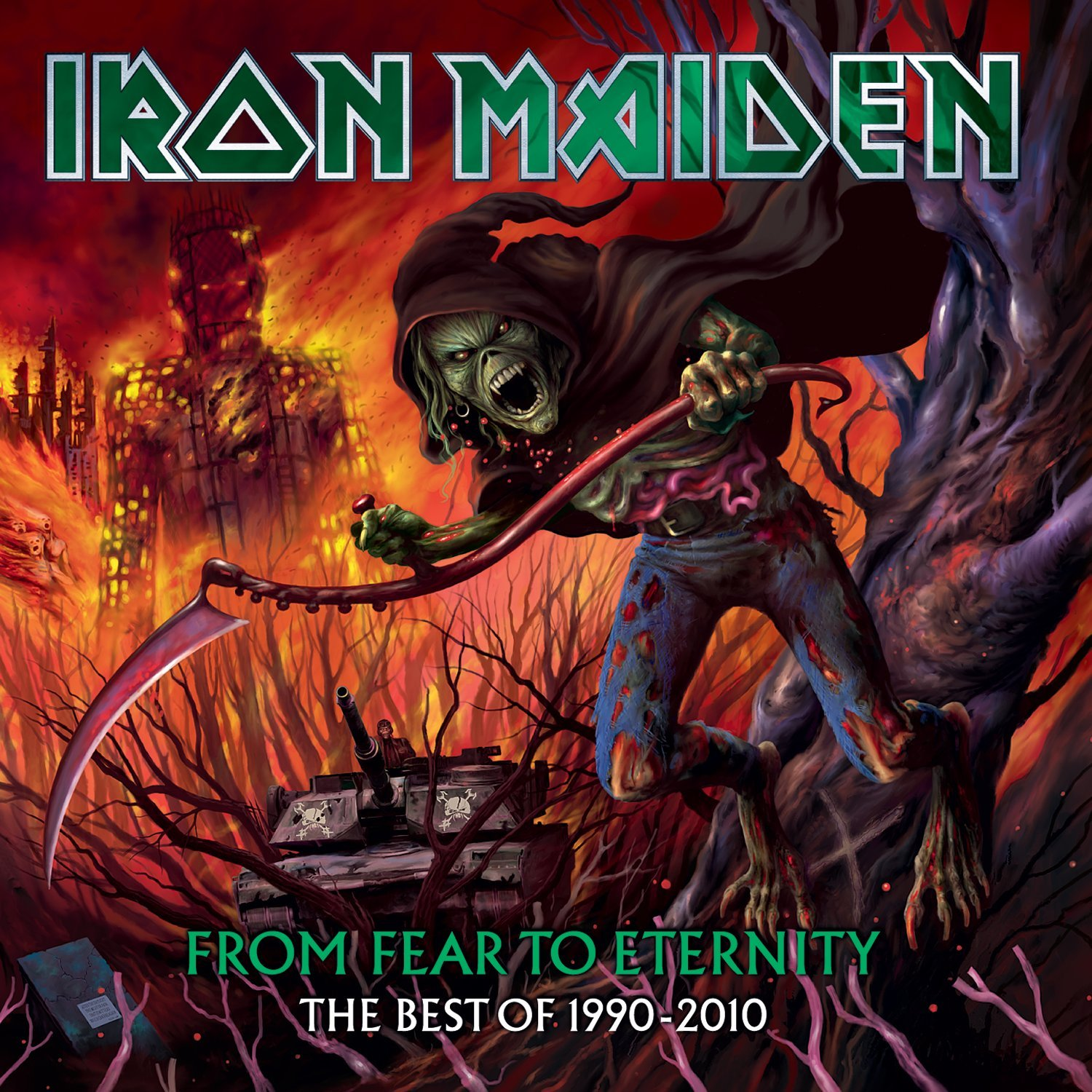 From Fear to Eternity: Best of Iron Maiden [12 inch Analog]                                                                                                                                                                                                                                                    <span class=