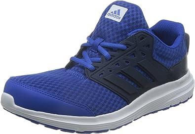 adidas Galaxy 3M, Zapatillas de Running Para Hombre, Azul (Blue/Collegiate Navy/Ftwr White), 45 1/3 EU (10.5 UK): Amazon.es: Zapatos y complementos