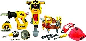 Tuff Tools Construction Tools Set