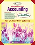 Padhuka's Ready Referencer On Accounting (IPC - New Syllabus): For CA Inter/IPCC New Syllabus -for May 2019 Exams