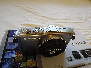 Amazon.com: Olympus E-PL3 14 – 42 mm 12,3 MP cámara digital ...