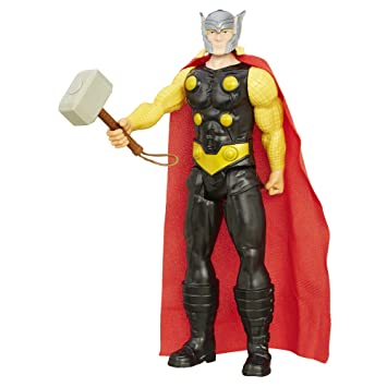 Hasbro Marvel Avengers Thor Titan Hero Series, Multi  Color