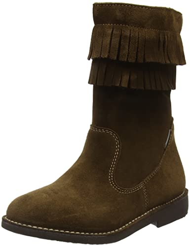 9854ffc68f4c Amazon.com | Ricosta Girls Boots Brown | Boots