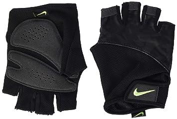 1d7829e631 Nike Gants de Fitness pour Femme Printed Gym Elements L Black/Black/Volt  Glow