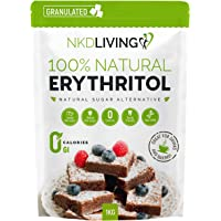 Eritritol 100 % natural 1 kg | Sustituto