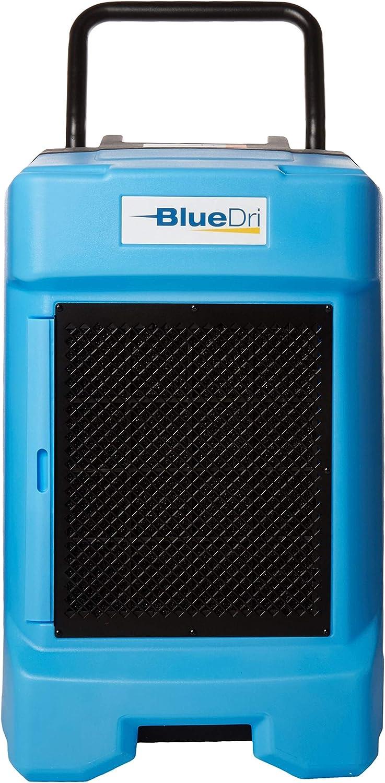 BlueDri BD-BD-130-BL Industrial Commercial Dehumidifier Review
