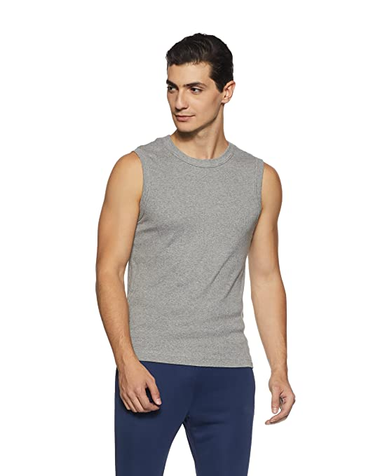 Jockey Men's Cotton Muscle Tee Men's T-Shirts & Polos at amazon