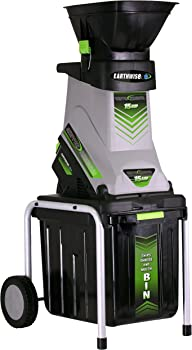 Earthwise GS70015 Electric Chipper Shredder for Composting