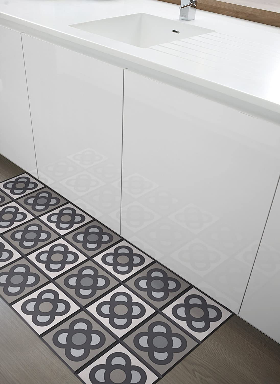 Vinyl Floor Mats >> Amazon Com Mamut Big Design Vinyl Floor Mat Barcelona 24